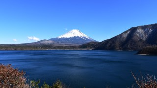 "【Asset No.1-9 Of Mt.Fuji】The Legendary Beauty In ""Lake Motosu""!"