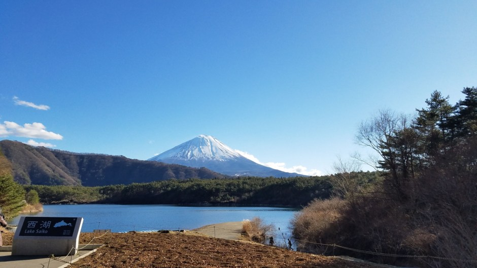 【Asset No.1-7 Of Mt.Fuji】Lake Saiko; Most Natural & Most Mysterious Power Spot