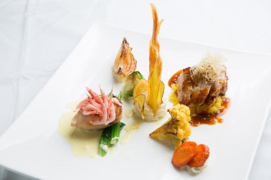 Atsushi Nakamichi, Maison Nakamichi (French Cuisine)