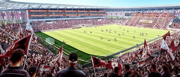 Sac stadium