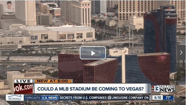 Friday roundup: Vegas MLB rumors, North American soccer superleague rumors, and everything just costs untold billions of dollars now, get used to it