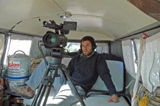 Martin DiCicco - Der Kameramann (Foto: Kari Wilton)