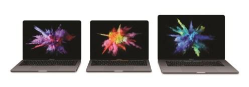 MacBook Pro Familie 2016