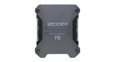 Zoom F6_top
