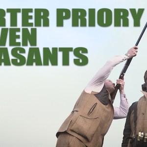Warter Priory driven pheasants