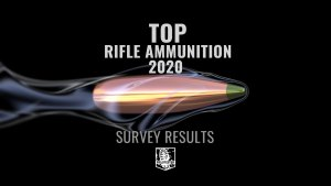 Top rifle ammunition 2020