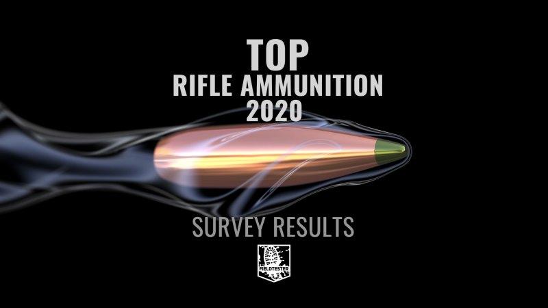 Top rifle ammunition 2020