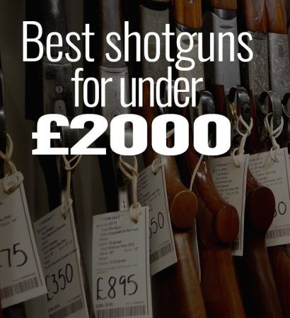 Best shotgun for under £2,000