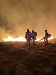 National Trust's ban on muirburn 'worsened Marsden Moor blaze'