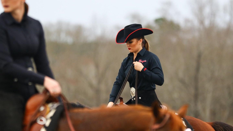Uga Women S Equestrian 7 Georgia Drops 17 3 Decision To