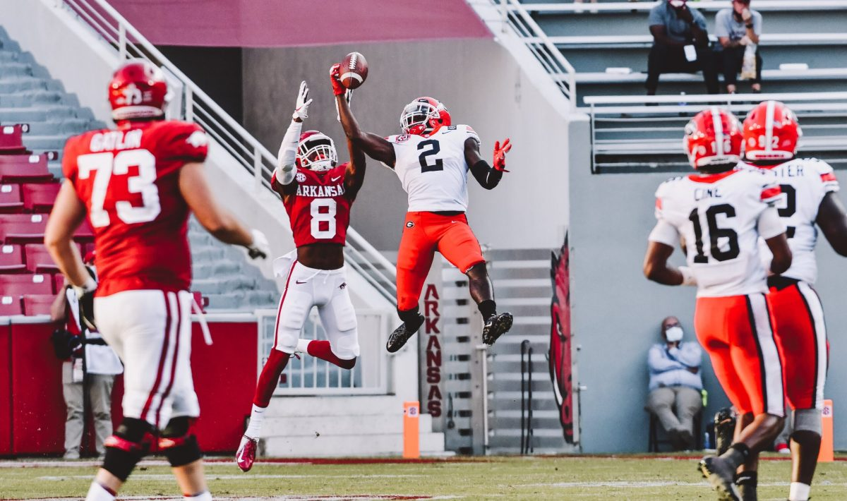 UGA Football: Richard LeCounte Speaks With Reporters After the Game – Field  Street Forum