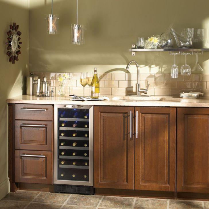 Classy Wine Theme Kitchen Home