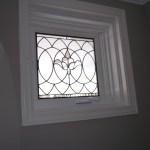Rosedale Custom Stained Glass Casement Window Fieldstone Windows