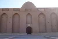 The Persian ice house, or how to make ice in the desert