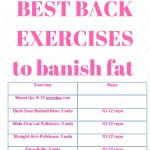The Best Back Exercises to Banish Fat