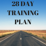 Couch to 5k 28 Day Training Plan