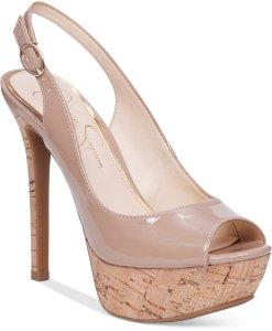 platforms shoes heels