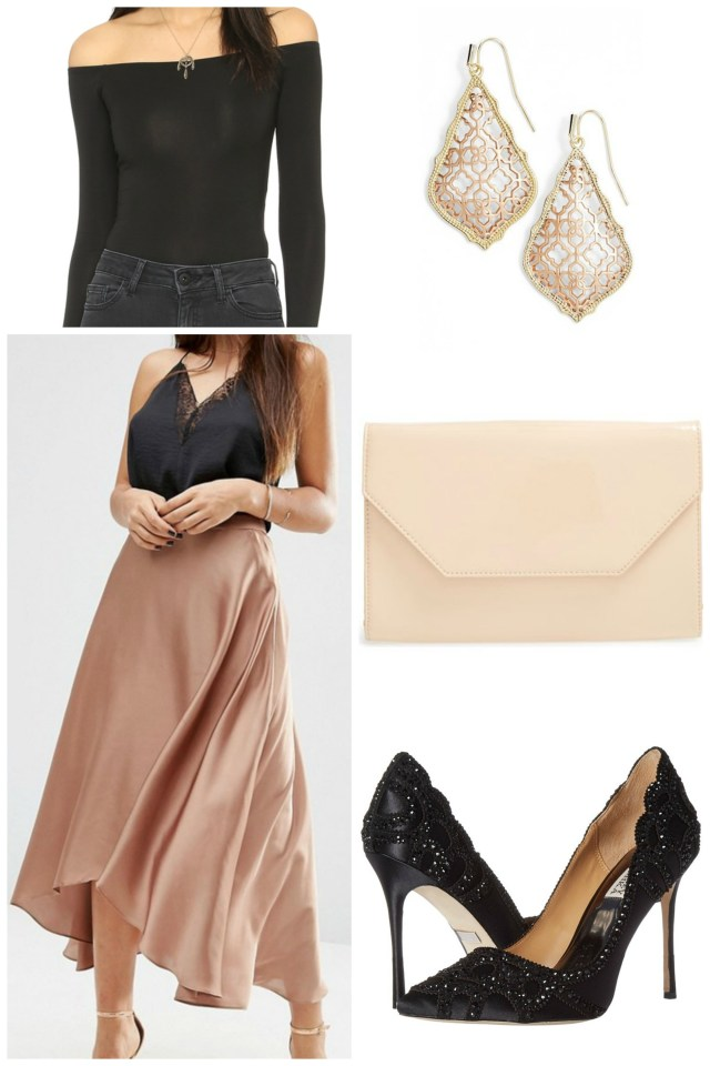 Wedding Guest Outfit 3