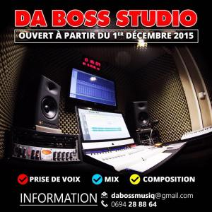 da boss studio
