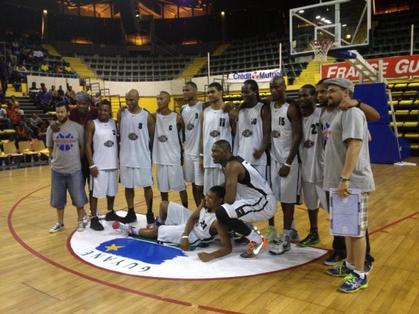 selection de guyane champions tour2013