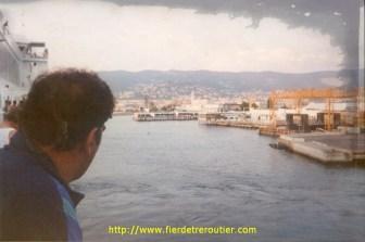 Un port en Syrie, probablement Lataquier.