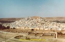 Ghardayïa, dans le sud Algérien.