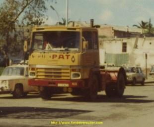 Berliet TR260 PATINTER