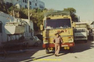 Berliet TR260 Tanger
