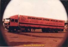 Une rare photo d'un DAF chez Debeaux