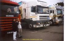 concours aux 24 heures du Mans camions
