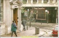 Centre de Londres en 1999