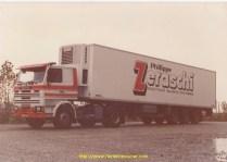 Scania 142 Zeraschi
