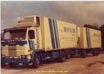 Scania 142 Bonaldi Fruits