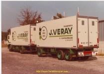 Volvo F12 Jean Veray