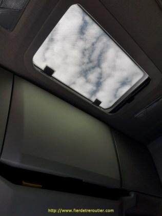 Un aperçu du ciel alsacien