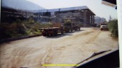 Entre Sarajevo et Mostar en 1994