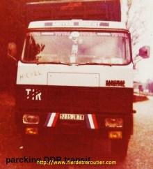 novembre 1979 DDR allemagne de l est