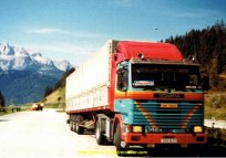 En Autriche avec mon 142