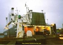 Sur le bateau NORDO-LINK