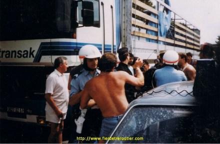 La grande grève de 1992 à Vitry le François 51.