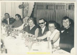 Banquet de St Eloi dans les années 70
