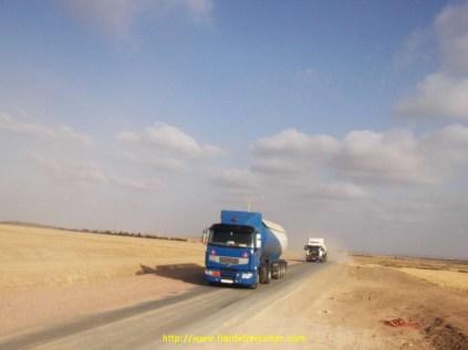 Entre Kénitra et Marrakech