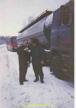 Russie en décembre 1993