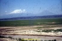 le mont ARARAT en Armenie ou s'est echouée l'arche de NOE après le deluge selon la bible