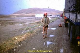 chez BERNIS apres la stouff, mon pote CHRISTIAN avec le margnat village, ça aide