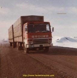 Les fameuses routes en Turquie