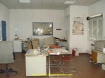 Anciens bureaux innocupés, l'exploitation est à St Rambert maintenant