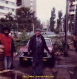 Denis et son père