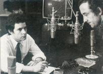 Max à ses débuts, avec le grand réalisateur Louis MALLE