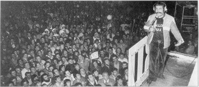 Max et ses fans en 76